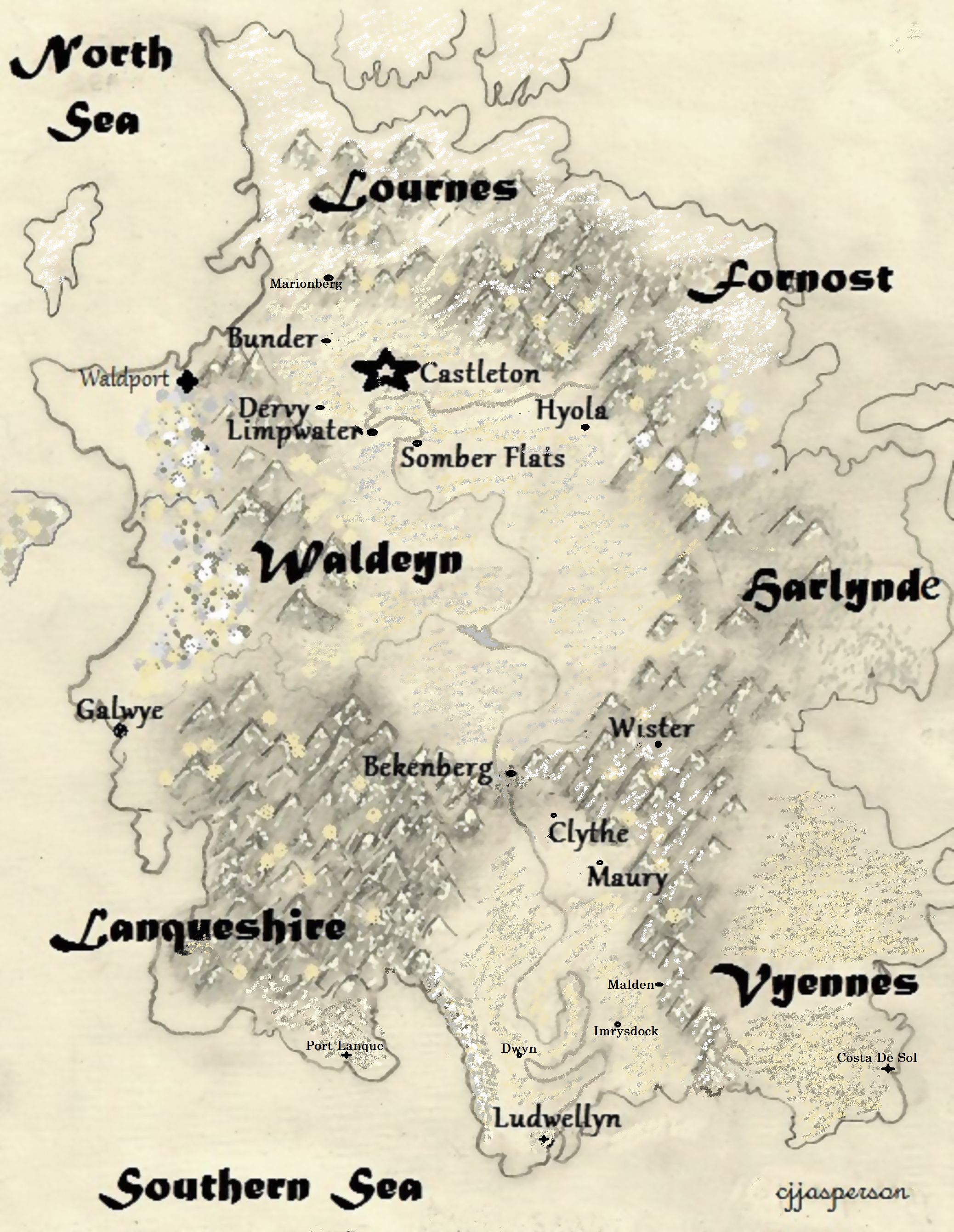 Map making life in the realm of fantasy map of waldeyn 2014 gumiabroncs Image collections