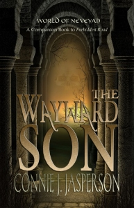 The Wayward Son Front Cover Cathedral Ruins 2 copy copy