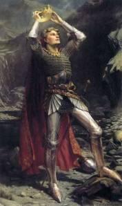 Charles_Ernest_Butler_-_King_Arthur - via Wikimedia Commons