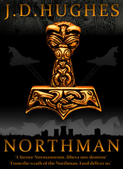 NORTHMAN cover JD Hughes