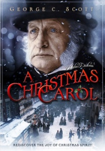 achristmascarol George C Scott