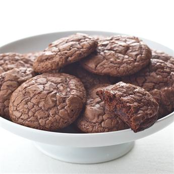 Chocolate-Crackled-Cookies