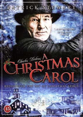 patrick stewart a christmas carol - A Christmas Carol With Patrick Stewart