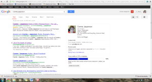 first page of google 3-18-2013