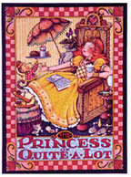 Princess of Quite a Lot by Mary Englebreit