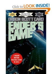 enders game orson scott card