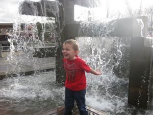 The Joy of Childhood  © Leah Reindl 2012