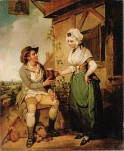 490px-Henry_Singleton_The_Ale-House_Door_c._1790