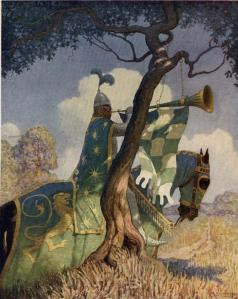Boys_King_Arthur_-_N._C._Wyeth_-_p82