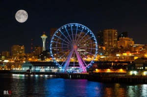 Photograph courtesy of RL5 Photography via www.spaceneedle.com