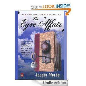 the eyre affair jasper fforde