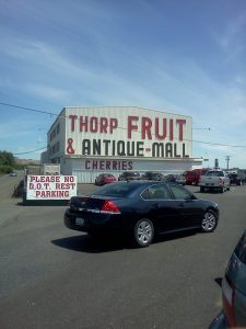 Thorp Fruit Stand