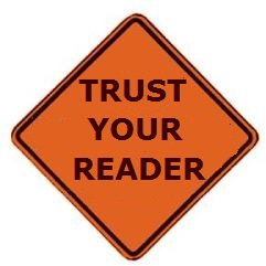TRUST YOUR READER