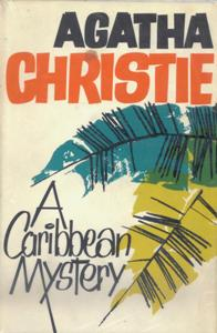 A_Caribbean_Mystery_First_Edition_Cover_1964