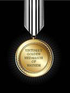 virtually golden medallion of mayhem copy