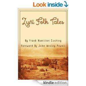 Zuni Folk Tales Frank Hamilton Cushing