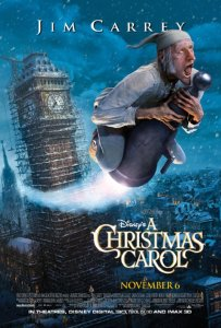 disneys a christmas carol jim carey