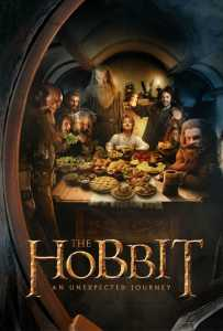 the hobbit movie poster 3