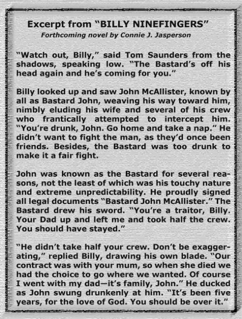 Conversation 2 Billy and Bastard John