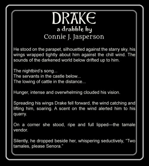 Drake - a drabble by cjj