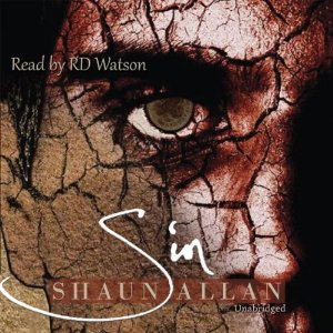 Sin audiobook cover