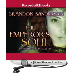 The Emperor's Soul - Brandon Sanderson. audible