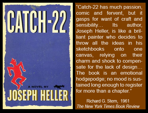 the lack of comprehensive speech in catch 22 by joseph heller