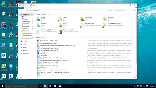 prnt scrn win 10 file menu