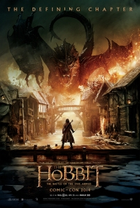 the hobbit movie poster 2