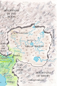 Map of Mal Evol, color full size, no roads