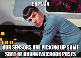 drunk fb post meme amwriting building the brand life in the realm of fantasy,How Do You Post Memes On Facebook