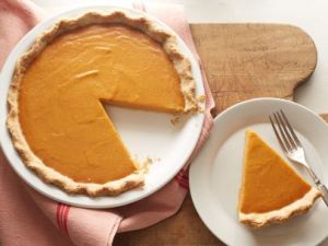 Food Network Vegan Pumpkin Pie