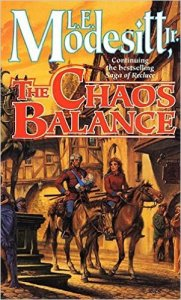 the chaos balance l.e. modesitt jr