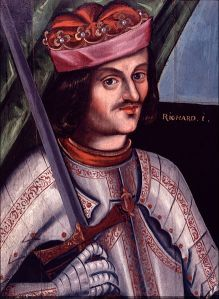 Richard I Google Art Project via Wikimedia