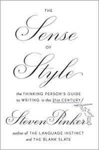 The sense of style steven pinker