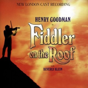 fiddler onthe roof soundtrack
