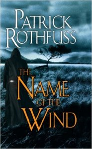 The Name of the Wind by Patrick Rothfuss 2nd cover