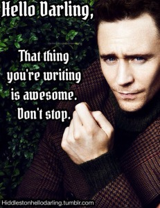 Tom Hiddleston Meme