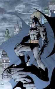 Batman by Jim Lee (2002) via Wikipedia