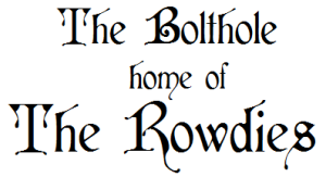 the bolthole sign