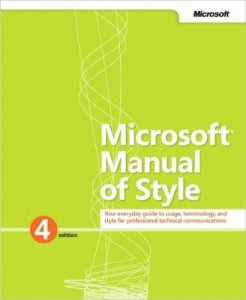 micosoft-manual-of-style