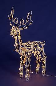 lighted-reindeer