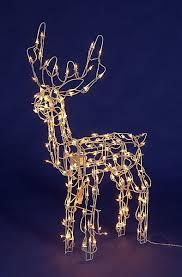 lighted-reindeer