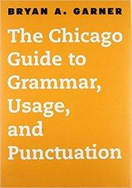 chicago guide to grammar