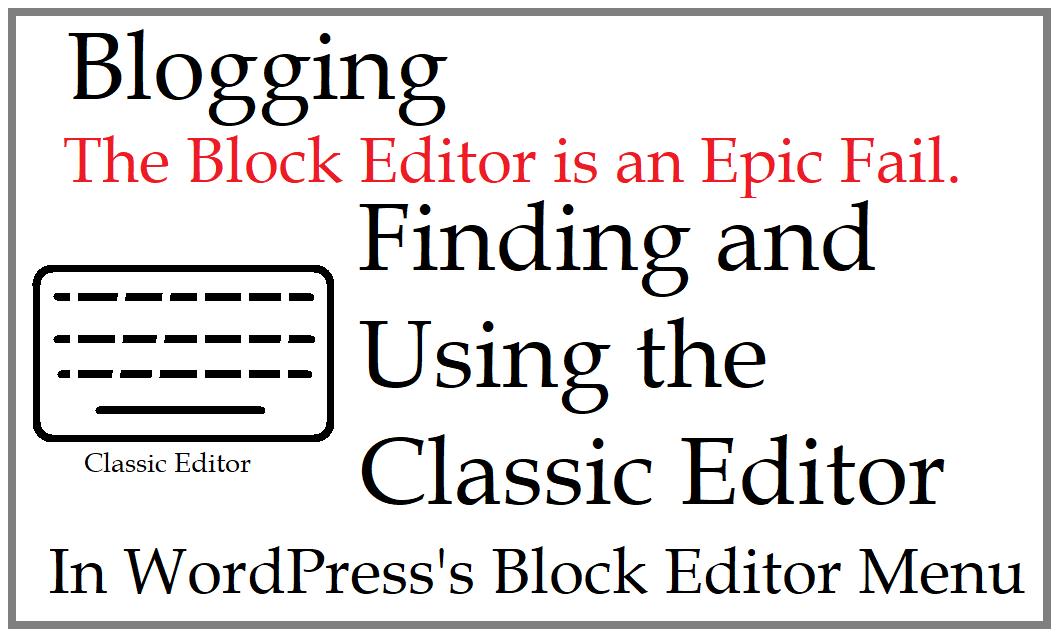 block editor failLIRF04042021