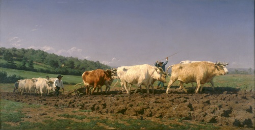 Rosa_Bonheur_-_Ploughing_in_Nevers_-_Google_Art_Project