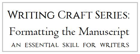 WritingCraft_short-story-formatting
