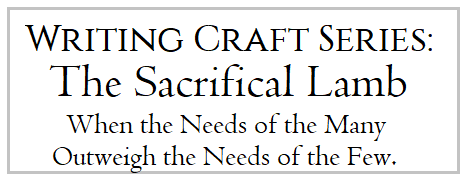 WritingCraftSeries_sacrifical lamb