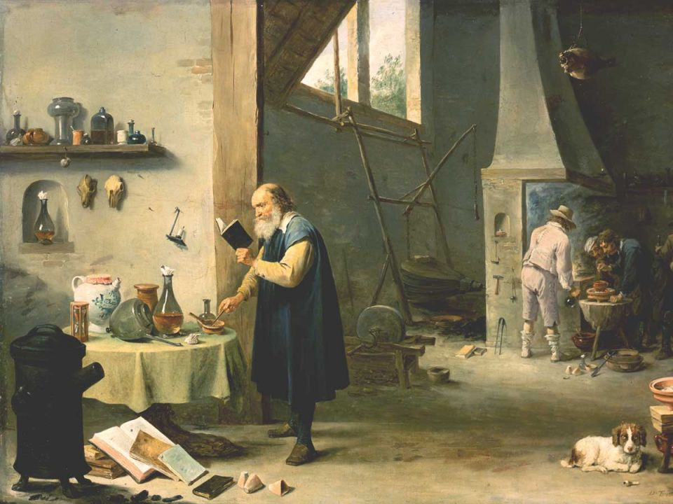 David_Teniers_the_Younger_-_The_Alchemist