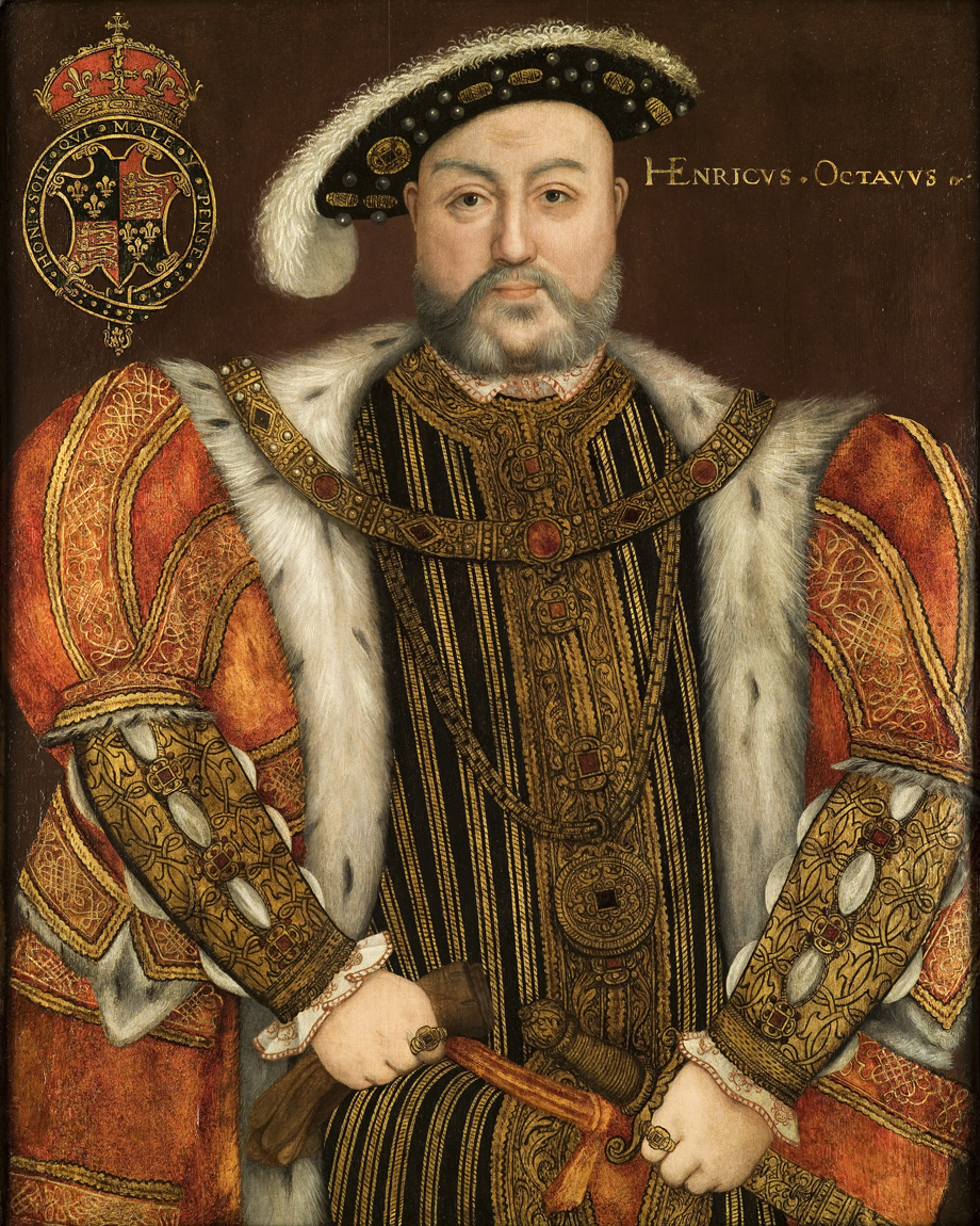 Portrait_of_King_Henry_VIII, Hans Holbein the Younger